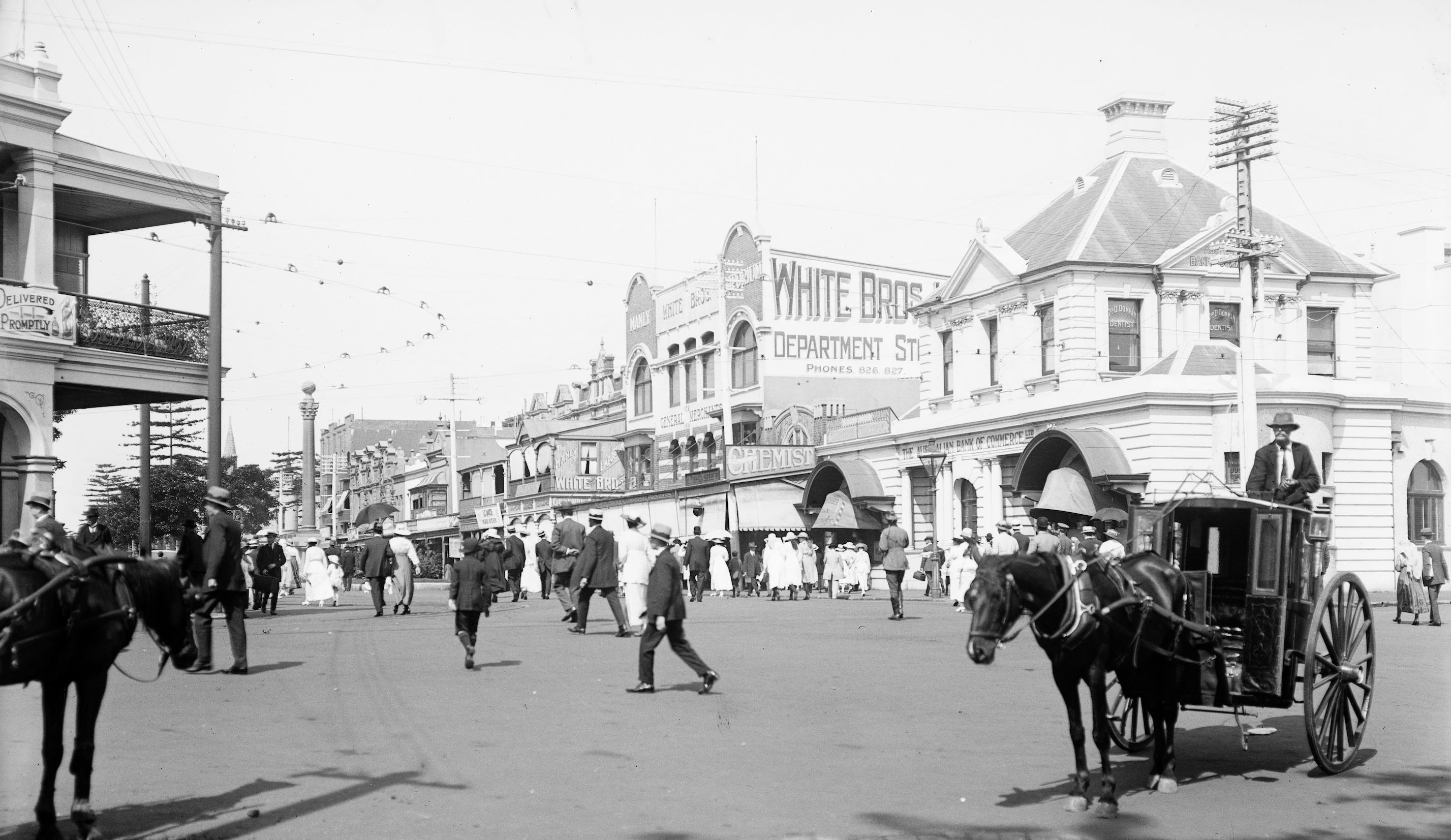 Corso Manly 1916.jpg